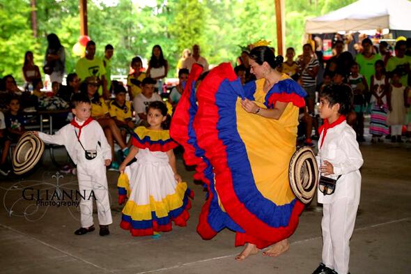Cumbia Amarillo Colombia Muyska