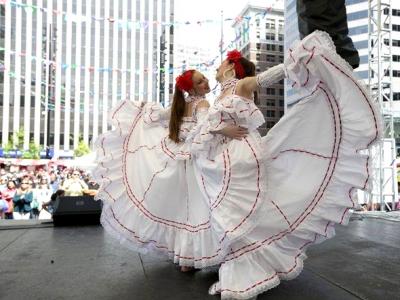 traje tipico cumbia blanco straple colombia muyska